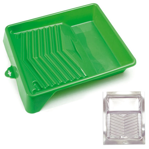 Paint tray for 22 cm rollers & blister cover